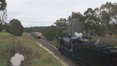 Masking A Head On Train Crash