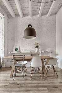 La meilleure table de salle a manger design en 42 photos for Meuble salle À manger avec chaise salle a manger chic