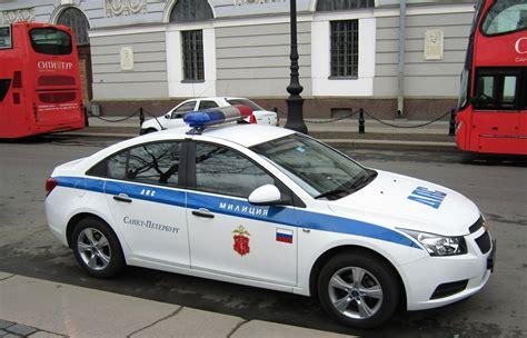 Russian Police Car?