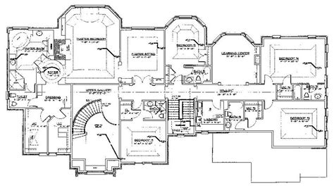 luxury floor plans for new homes floorplans homes of the rich page 2