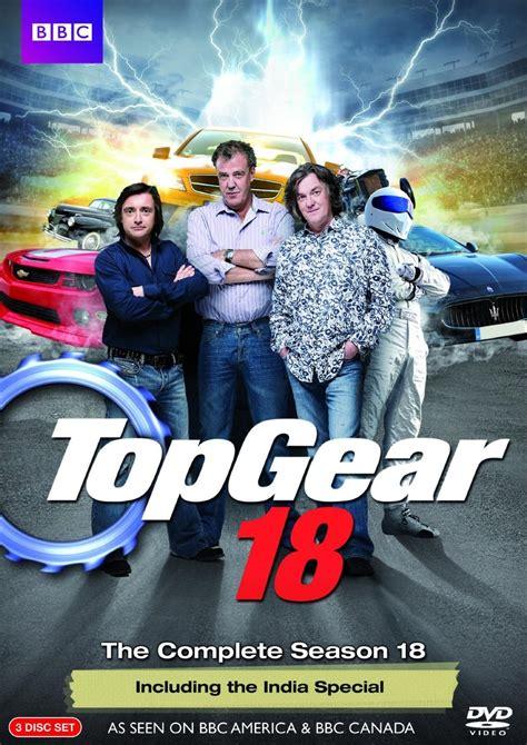 Top Gear by Top Gear Series 18 Getbent57