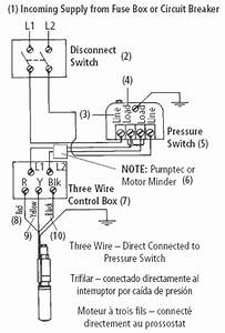 Franklin Electric Submersible Pump Wiring Diagram
