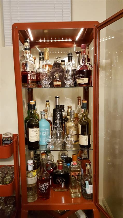 furniture nice ikea liquor cabinet   solution