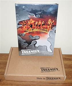 My INSANITY Workout DVDs Have Arrived - Workout Journey