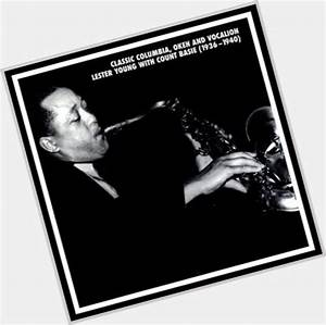 Lester Young | Official Site for Man Crush Monday #MCM ...