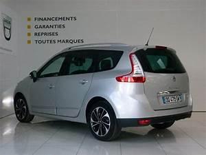 Renault Scenic 3 Occasion : voiture occasion renault grand scenic iii dci 130 energy fap eco2 bose 7 pl 2015 diesel 29600 ~ Gottalentnigeria.com Avis de Voitures