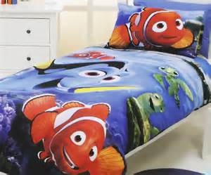 Boys Nursery Bedding by Finding Nemo Quilt Cover Set Finding Nemo Bedding Kids
