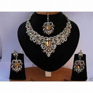 achat bijoux indiens argent pour femme bijoux d39inde With parure bijoux pour mariage pas cher