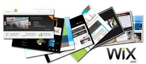 wix templates wix quot designer portfolio quot template contest
