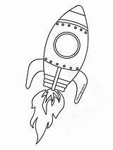 Coloring Pages Rocket Rockets Preschool Ship Printable Transportation Colors Drawing Pre Whitesbelfast Animal Coloringpage Eu sketch template