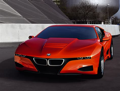 BMW Car : Bmw Supercar Stopped In Its Tracks