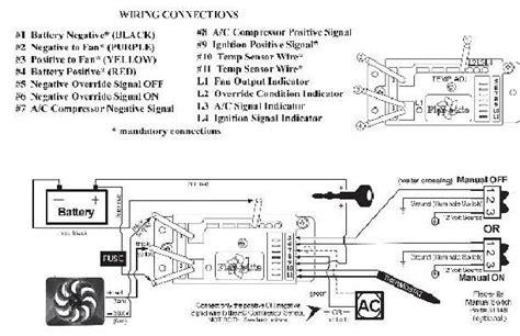 wiring mark viii electric fan  rear heater switch