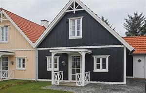 Skandinavische Holzhäuser Farben : ferienhaus 4 personen horns bjerge blavand 6857 blavand 160 a3552 feline holidays ~ Markanthonyermac.com Haus und Dekorationen