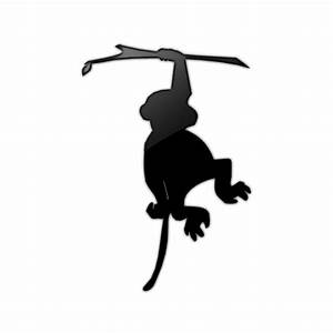 Hanging Monkey (Monkeys) Icon #012642 » Icons Etc