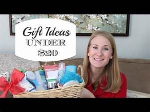 Holiday Gift Ideas Under $20 GIVEAWAY