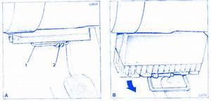 Alfa Romeo Sz 1992 Fuse Box  Block Circuit Breaker Diagram