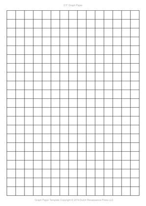 graph paper template    food printable