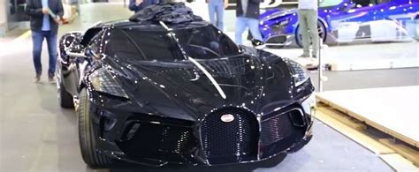 Bugatti has long been established as one of the world's most revered luxury and exotic car producers. $18.7M Bugatti La Voiture Noire Has Electric Motor, Leaves ...