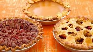 Wonderful Thanksgiving Dessert For These 3 Homemade Pie