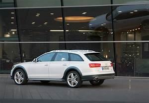 Audi A6 Avant Ambiente : audi a6 avant allroad ~ Melissatoandfro.com Idées de Décoration