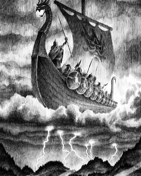 #Vikings #Valkyries #Valhalla | Nordic Heritage | Norse tattoo, Viking ship tattoo, Viking tattoos