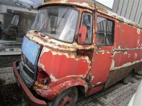 Mercedes O 319 For Sale by 1965 Mercedes L319 Is Listed Sold On Classicdigest In