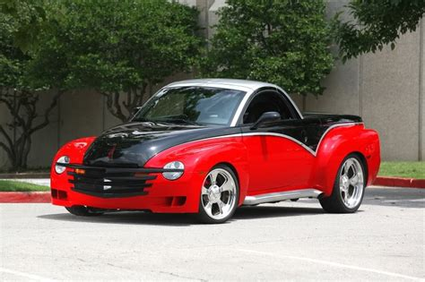 chevrolet ssr custom reviews prices ratings with various