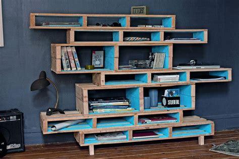 fabriquer un canapé en palette des rayonnages design bricolage design et interieur