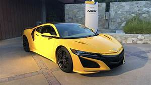 Acura NSX adds throwback yellow hue for 2020 - Roadshow