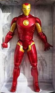 Iron, Man, Avengers, Marvel, 40, Cm, De, Altura, Hasbro