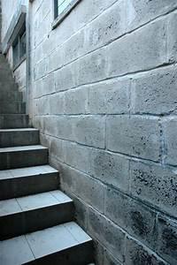 How, To, Paint, Concrete, Block, Basement, Walls