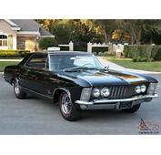 1964 Buick Riviera Sport Coupe