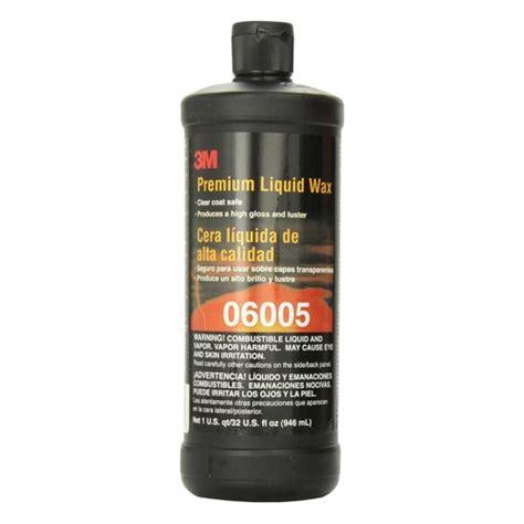 premium liquid wax   oz