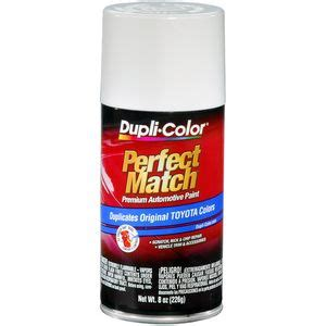 dupli color match touch up paint bty1556
