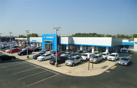 Blossom Chevrolet In Indianapolis, In 3173753255