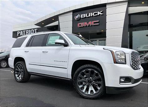 2019 Gmc Yukon Denali by 2019 Gmc Yukon Denali For Sale 2175656 Hemmings Motor News