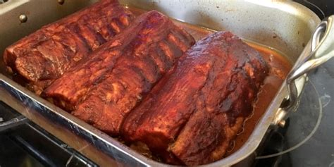 Oven Baked Bbq Baby Back Ribs