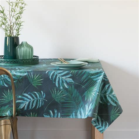 nappe enduite imprime jungle  maisons du monde