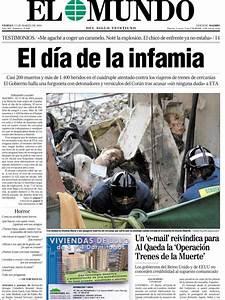 5 11 En M : 12 03 2004 atentado islamista en madrid television ~ Dailycaller-alerts.com Idées de Décoration