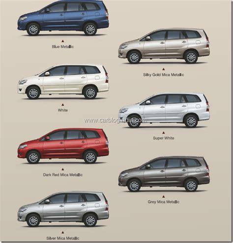 Toyota Innova 2012 New Model Price, Pictures