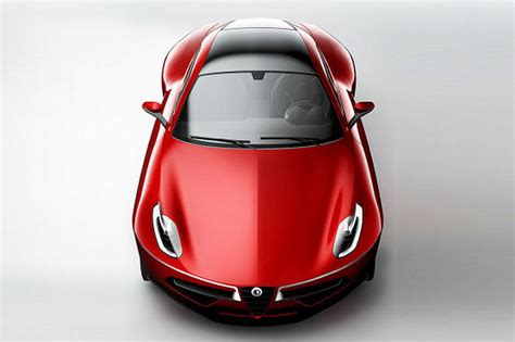 Disco Volante 2012 Price by Carrozzeria Touring Disco Volante Concept Revealed Early