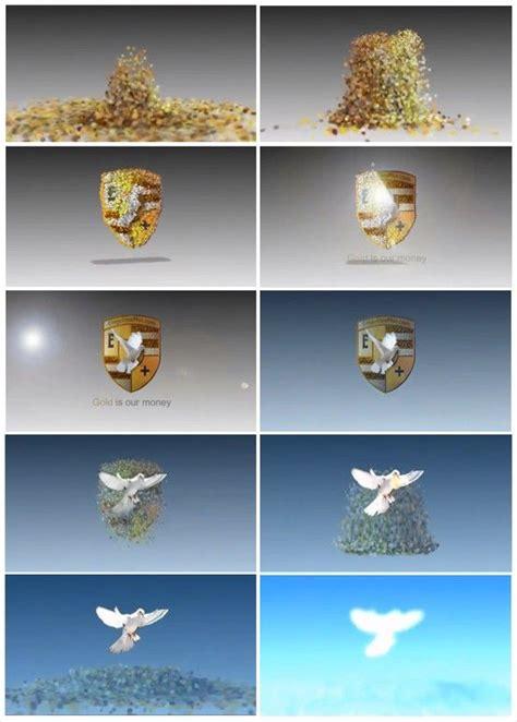 Emgoldex Intro video izveide. | Portfolio design, Design ...