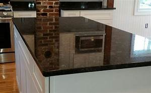 steel grey granite with white cabinets : Rhydo us