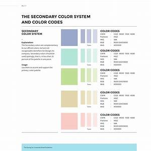 Brand Manual Guide Square By Egotype