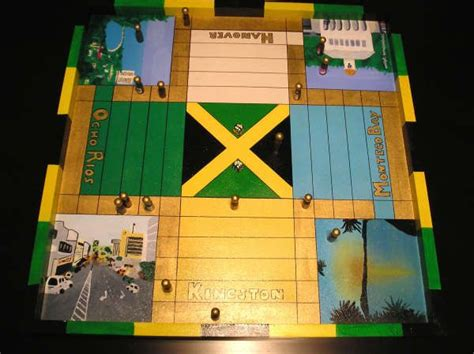 images  jamaican themed ludi boards