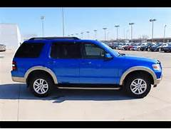 Ford Explorer Exterior Colors by 2010 Ford Explorer For Sale In Wichita KS 1fmeu7ee5aua73653
