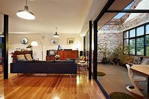 Wohnzimmer Industrial Style : einrichtungstipps im industriestil wohnung in melbourne als beispiel ~ Whattoseeinmadrid.com Haus und Dekorationen