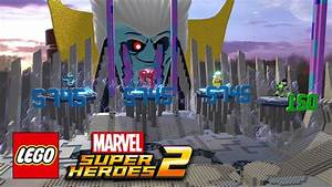 LEGO Marvel Super Heroes 2: Attilan Battle Arena - Black ...