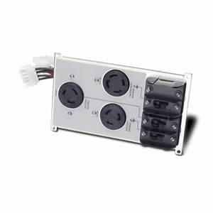 Apc Symmetra Lx Power Distribution Panel   1  L14