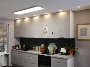 tout savoir sur l39eclairage dans la cuisine leroy merlin With petit neon de cuisine